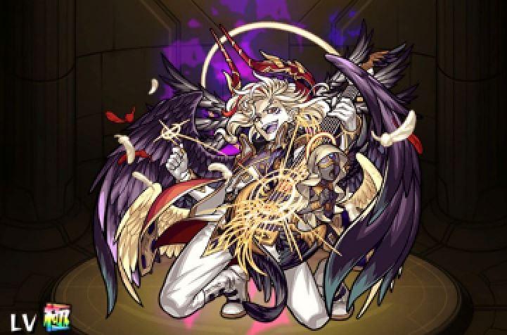モンスト リセマラ闇ガチャランキング5位 サタン(獣神化)