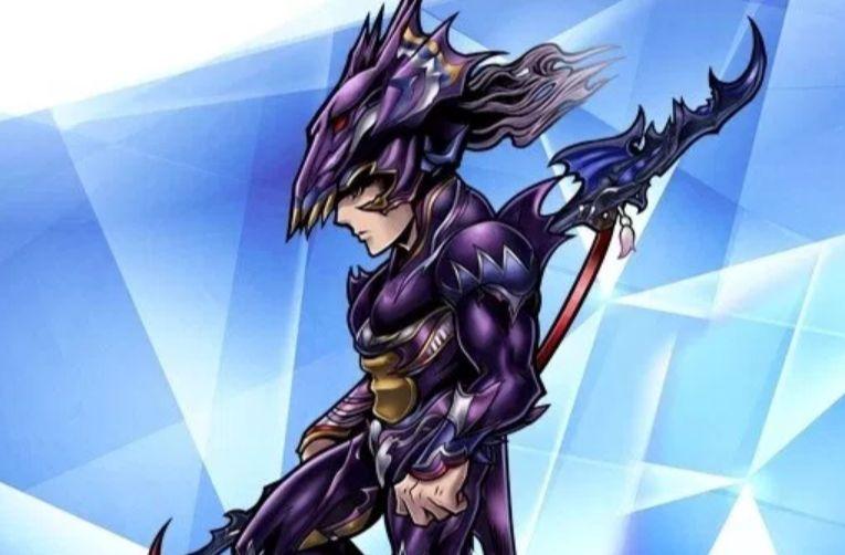 【DFFOO】遠距離攻撃キャラ「カイン」!人気キャラは最強の竜騎士!