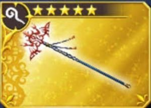 DFFOO シーモアの相性武器 魂の大杖【X】